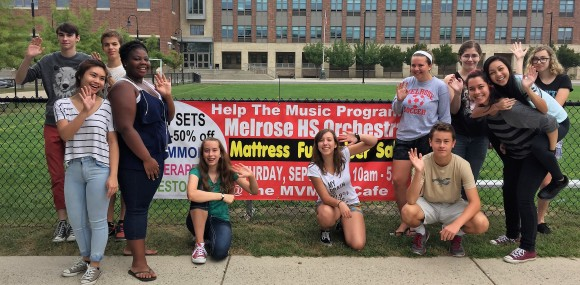 Mattress Fundraiser 2015
